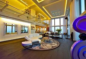 热门现代客厅装修效果图