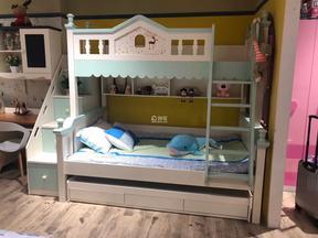 现代风格儿童房安装案例效果图